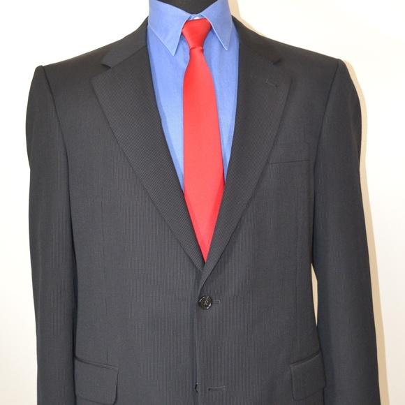 Jos. A. Bank Other - Jos A Bank 43L Sport Coat Blazer Suit Jacket Black